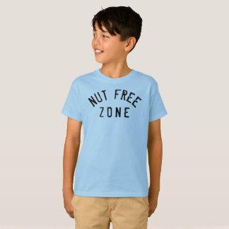 #CeliacKidsLA Nut Free Zone Lift T-Shirt