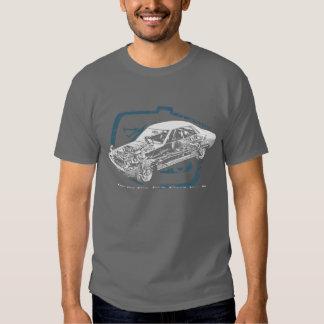 Celica Cutaway T Shirts