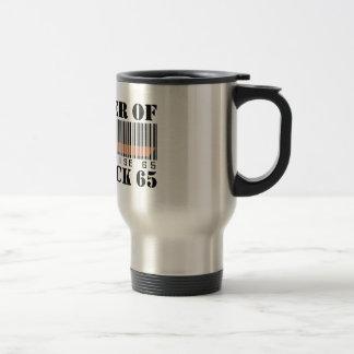 Cell Block 65 Stainless Steel Travel Mug