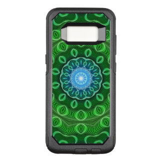Cell Growth Mandala OtterBox Commuter Samsung Galaxy S8 Case