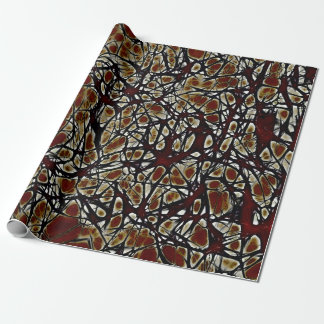 Cell Healthy Medical Neurons Wrapping Paper