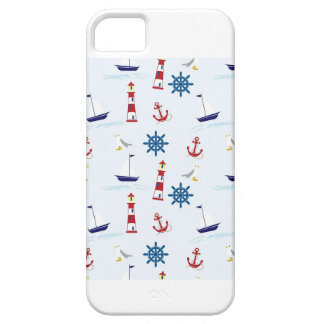 Cell Phone Case - Boating Background