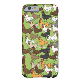 Cell Phone Case/Cover - Green Barely There iPhone 6 Case
