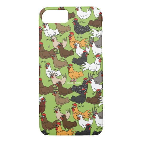 Cell Phone Case/Cover - Green iPhone 8/7 Case