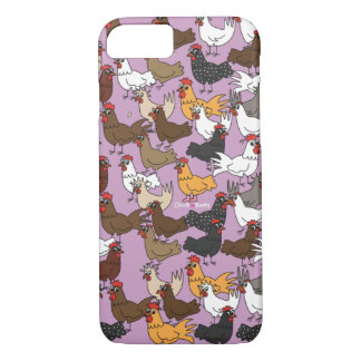 Cell Phone Case/Cover - Purple iPhone 8/7 Case