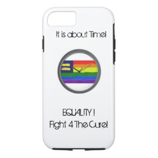 Cell Phone Case Equality=To fight the Cure-V.Sisk