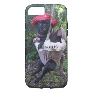 cell phone case Pug