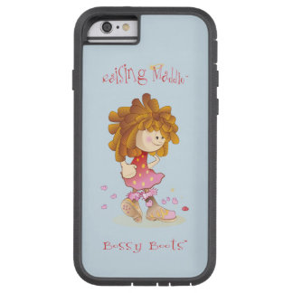 Cell Phone Case - Raising Maddie Bossy Boots