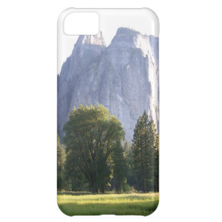 Cell phone case with scenery case for iPhone 5C
