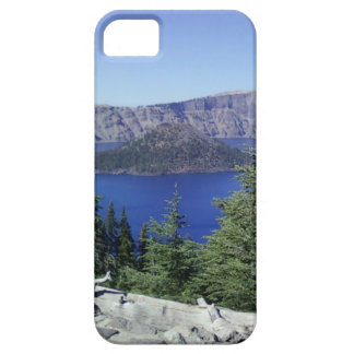 Cell phone case with scenery iPhone 5 case