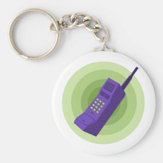 Cell Phone Key Chains