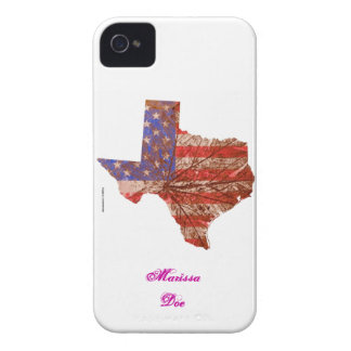 Cell Phone Skin w image owner s name iPhone 4 Case