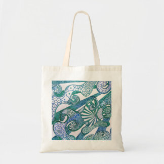 Cell Walls Budget Tote