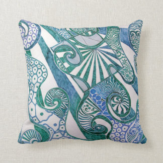 Cell Walls Cushion