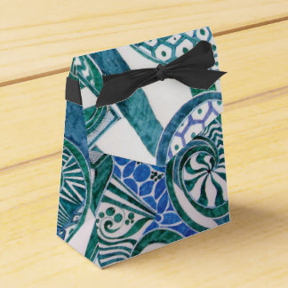 Cell Walls Gable Favour Box