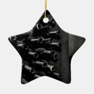 Cellar wines christmas ornament