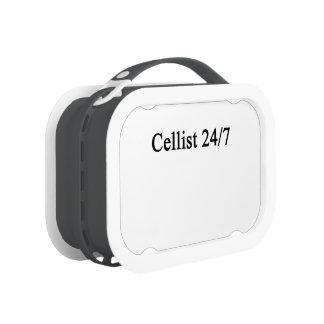 Cellist 24/7 lunch boxes