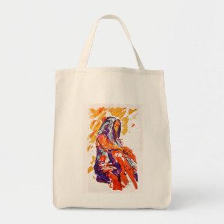 Cellist Tote Bag