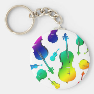 cello (3).jpg basic round button key ring