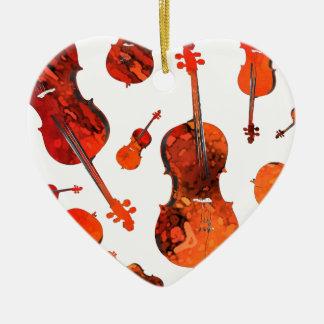 cello (6).jpg christmas ornament