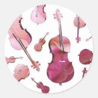 cello (8).jpg round sticker