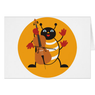 Cello Bug Card