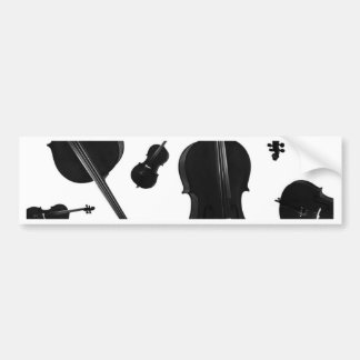 cello bumper sticker