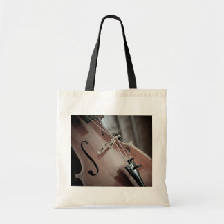 Cello classical music stringed instrument tote bag