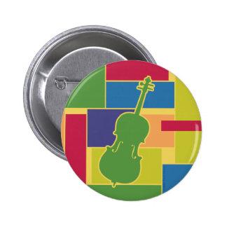 Cello Colorblocks Button