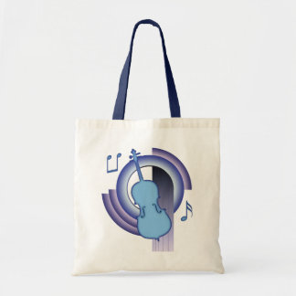 Cello Deco2 Tote Bag