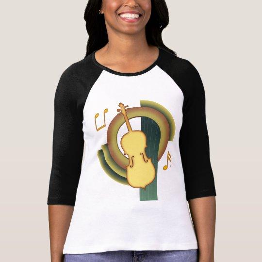 Cello Deco T-Shirt