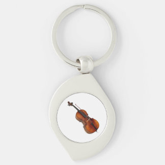 """""""Cello"""" design gifts and products Key Ring"""