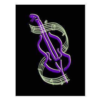 Cello Design Postcards