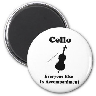 Cello Gift Refrigerator Magnets