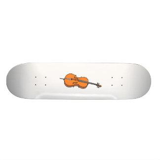 Cello Graphic , ViolinCello Music Design Skate Decks