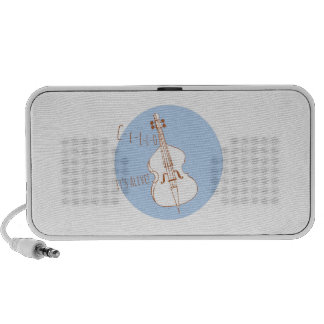 Cello Its Alive! iPhone Speaker