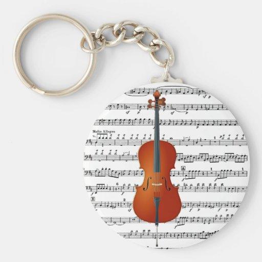 Cello & Me_ Keychains