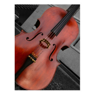 Cello Postcard