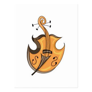 Cello Postcards