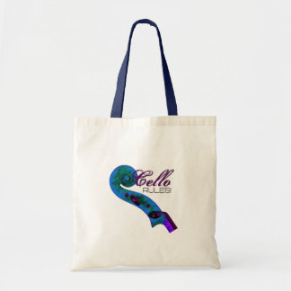 Cello Rules Tote