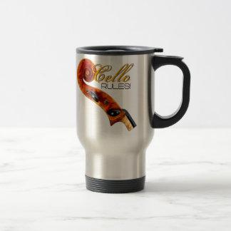 cello Rules Travel Mug