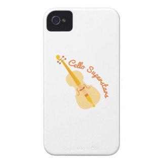 Cello Superstars iPhone 4 Case-Mate Case