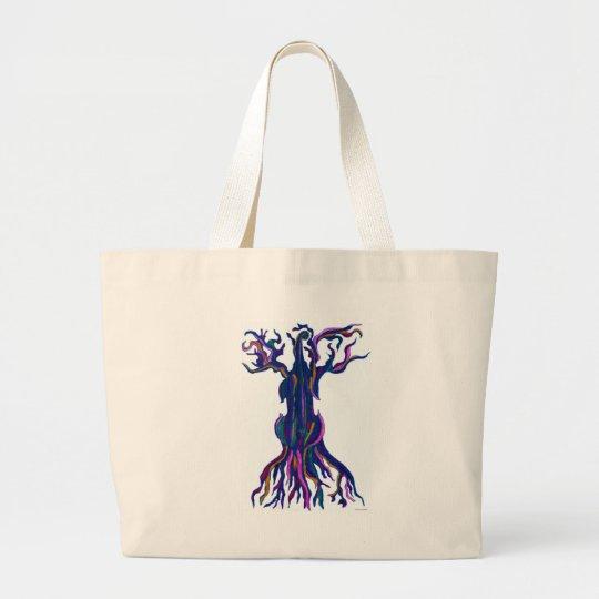 Cello Tree Blue Bag