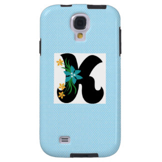 Cellphone Case Monogrammed Galaxy S4 Case