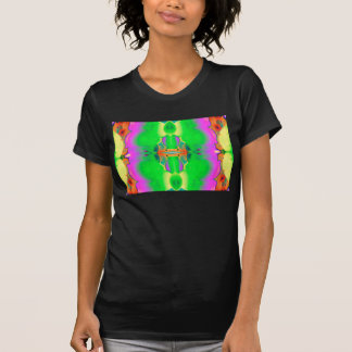 """""""Cellular 6"""" Abstract Psychedelic Art T-Shirt"""