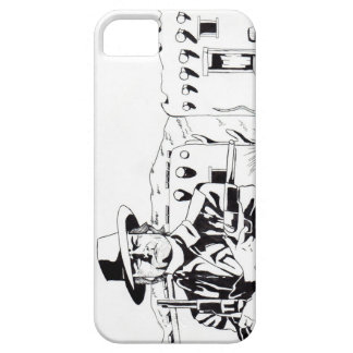 Cellular layer for old west case for the iPhone 5