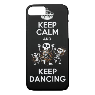 Cellular layer iPhone 7 Keep Calm iPhone 7 Case