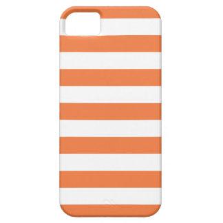 Celosia Orange Summer Stripes iPhone 5/5S Case