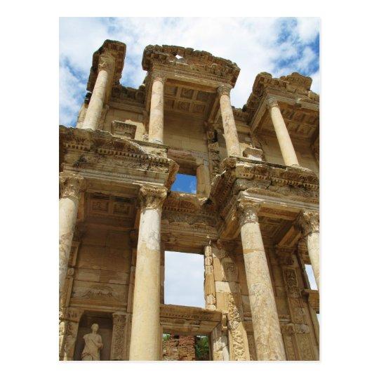 Celsius Library - Ephesus Postcard