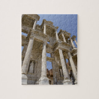 Celsus Library, built in AD 114-117 Jigsaw Puzzle